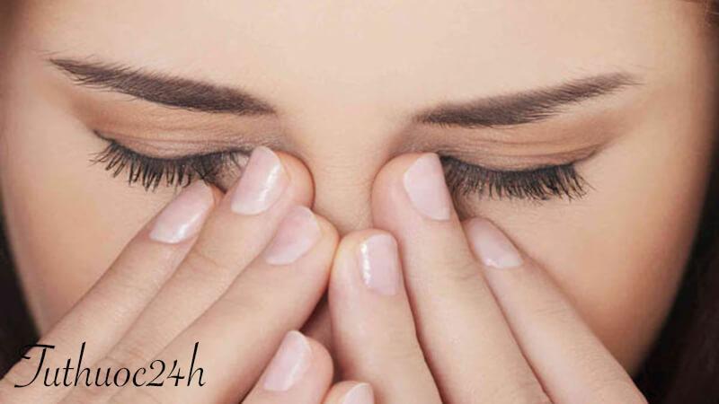 Tìm hiểu những thông tin về hiện tượng đau đầu nhức hốc mắt