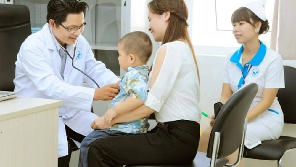 Khám sức khoẻ định kỳ cho trẻ 3 tuổi và những điều bạn nên biết