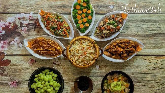 15 món chay ngày Tết tạo cảm giác ngon miệng trong từng bữa cơm