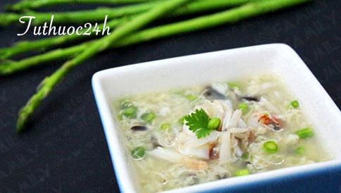 Hướng dẫn chế biến các món ăn từ măng tây giòn ngon