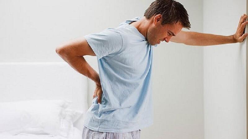 Nếu bạn đau lưng sau quan hệ hãy đọc ngay bài này