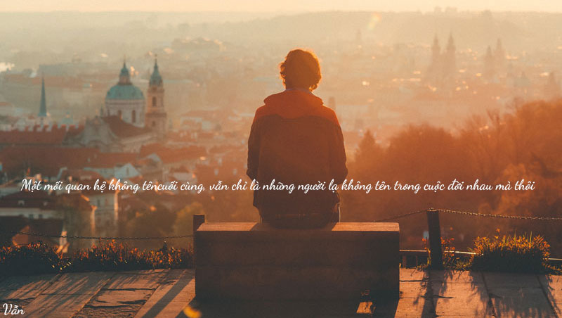 Một mối quan hệ không tên, yêu thương thì ít, đau thương thì nhiều