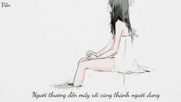 Đớn đau đến mấy rồi cũng thành những hồi ức trong đời