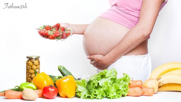 Phụ nữ mang thai nên ăn gì để có đầy đủ dinh dưỡng