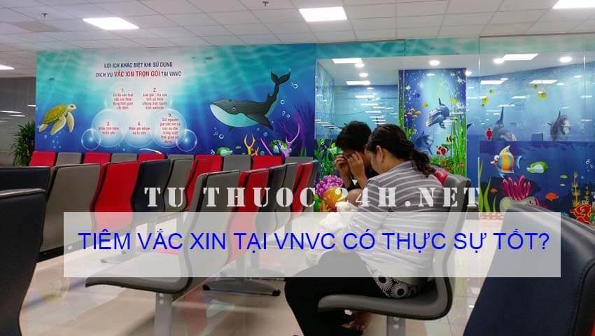 [Review] Chất lượng dịch vụ hệ thống tiêm chủng VNVC có thực sự tốt?