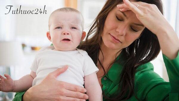Hiện tượng rong kinh sau sinh sẽ nguy hiểm nếu chị em không lưu ý