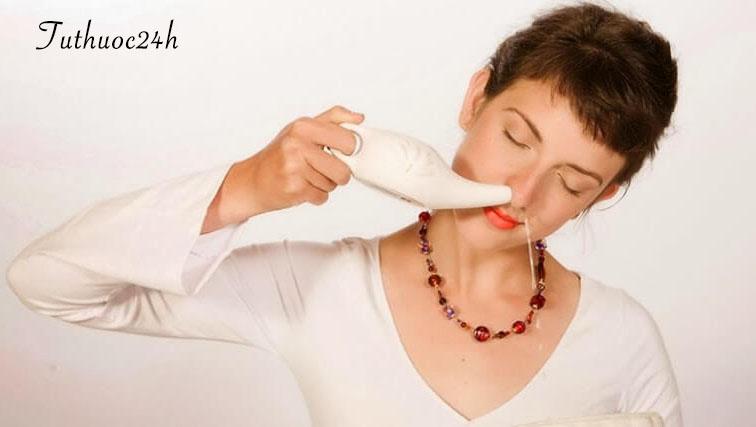 Bệnh viêm xoang sàng và cách điều trị hiệu quả tại nhà