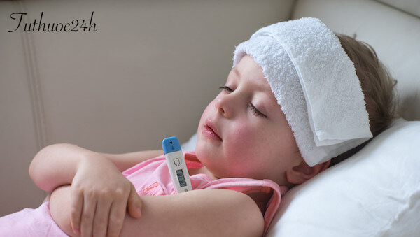Các triệu chứng sốt siêu vi ở trẻ em và cách điều trị bệnh hiệu quả