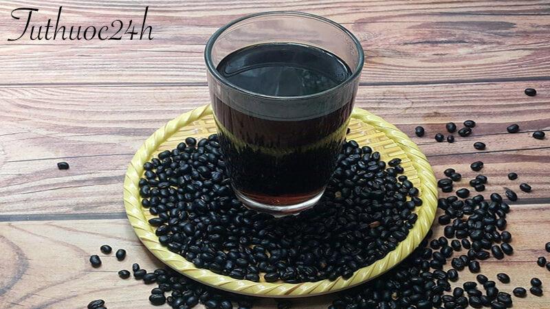 7 tác dụng của nước đỗ đen rang cho sức khỏe mà ít ai biết đến