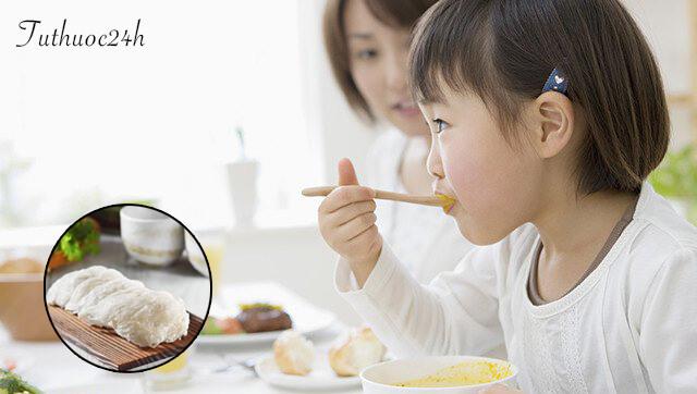 Tác dụng của tổ yến đối với trẻ em ba mẹ không nên bỏ qua