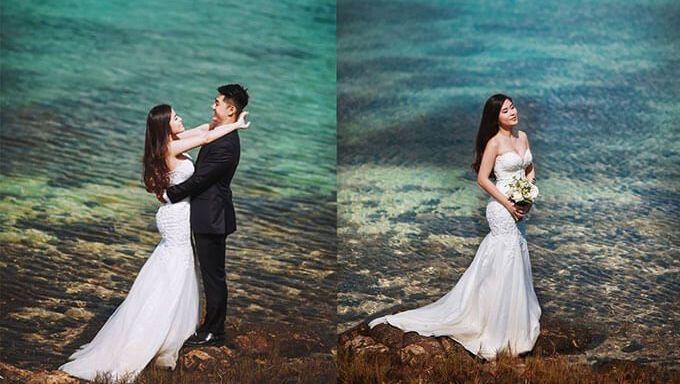 Bật mí cách tạo dáng cho cô dâu chú rể chụp ảnh cưới tự nhiên nhất