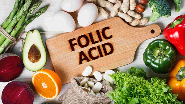6 dấu hiệu thiếu acid folic khi mang thai và các thực phẩm giàu acid folic