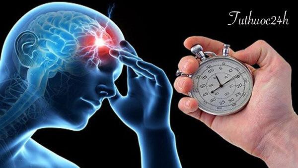 Nguy cơ tử vong khi tình trạng thiếu oxy lên não kéo dài