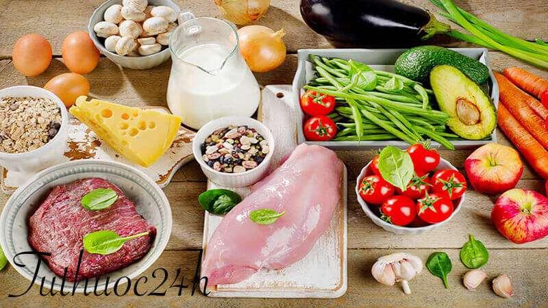 Thực phẩm tốt cho gan nhiễm mỡ và cách làm đơn giản tại nhà