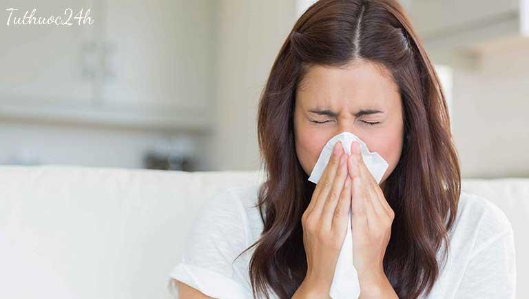 Các cách trị viêm mũi dị ứng bằng dân gian bạn cần biết