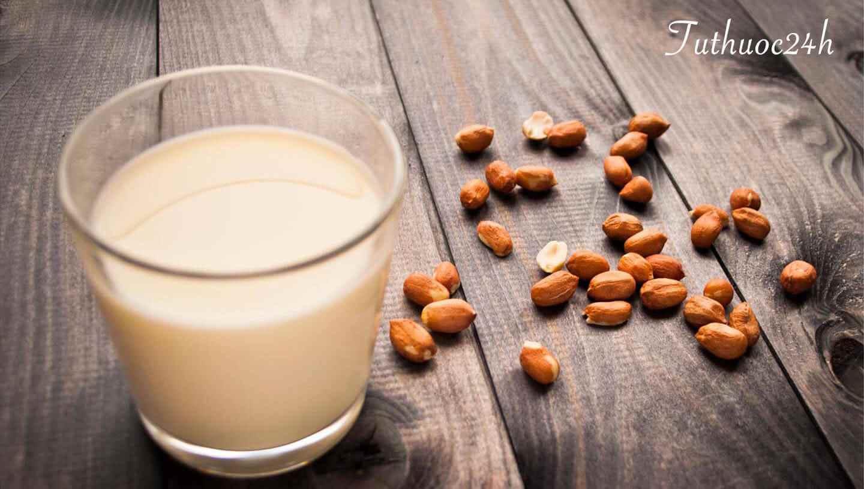 Cách làm sữa đậu phộng đơn giản đầy đủ dinh dưỡng cho gia đình bạn