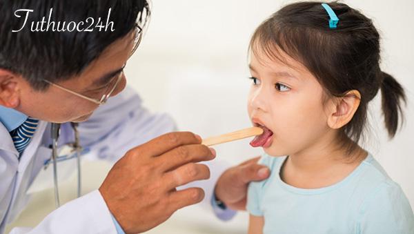 Viêm amidan ở trẻ em, cách phòng ngừa và biện pháp điều trị