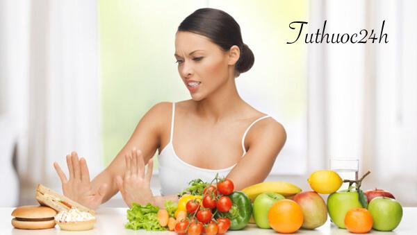 Người bị viêm tiết bã cần kiêng ăn gì để khắc phục nhanh chóng?