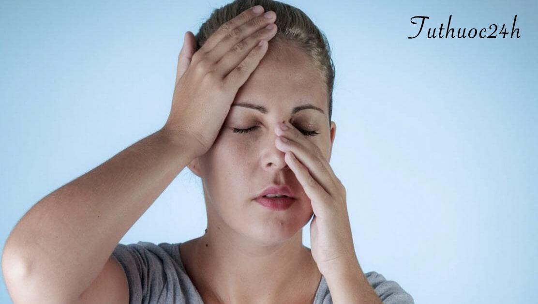 Những triệu chứng của bệnh viêm xoang bạn nên lưu ý