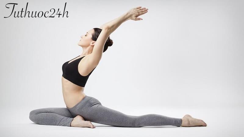 Tuyệt chiêu các bài tập yoga chữa trào ngược dạ dày tại nhà